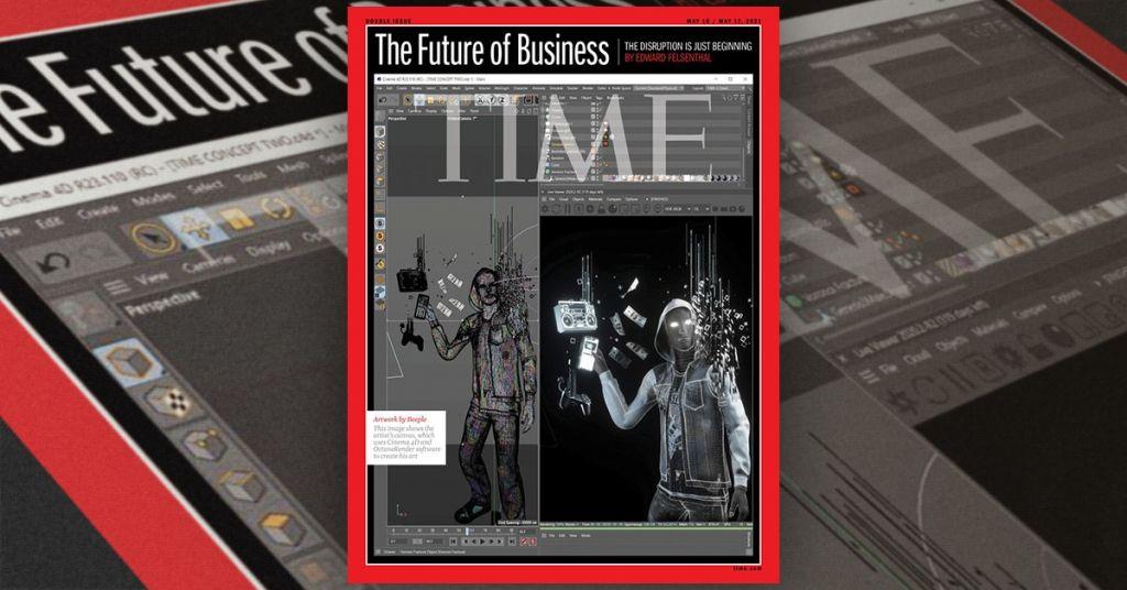 Maxon Cinema4D Beeple Time Magazine 1200x628 1