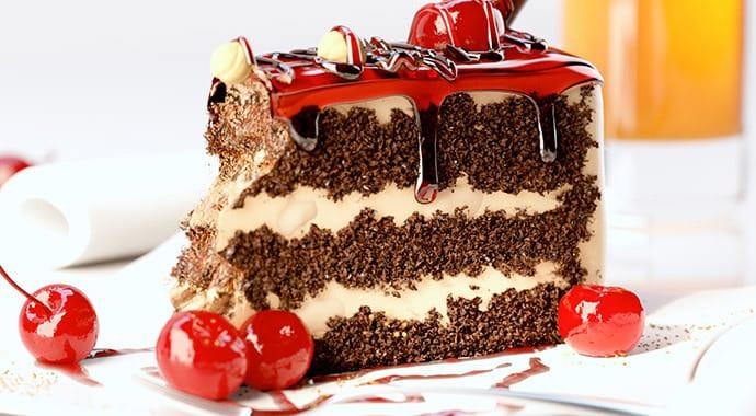 V Ray for 3dsMax cake