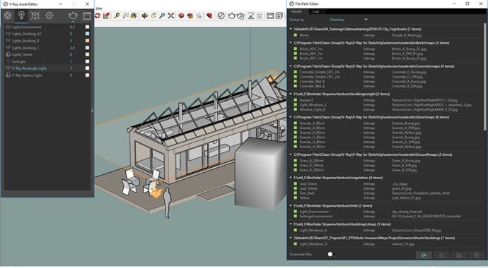 vray for sketchup UI 04