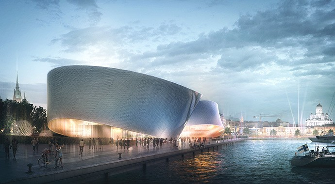 vray for sketchup piotr zielinski guggenheim museum architecture vray sketchup feature