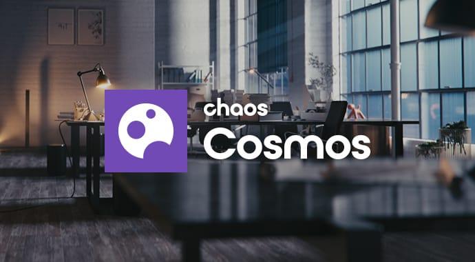 Chaos Group product thumb logo cosmos