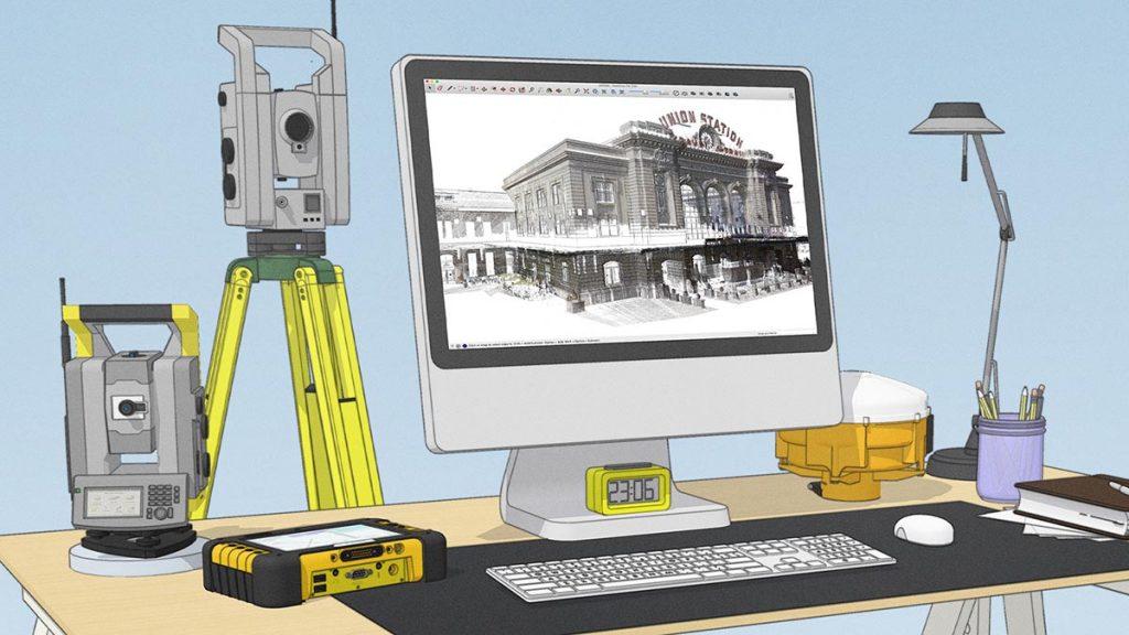 SketchUp 2021 StudioLaunch Blog Desk