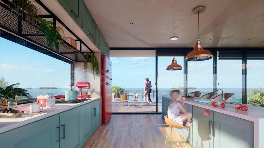lumion 11 5 Kitchen interior