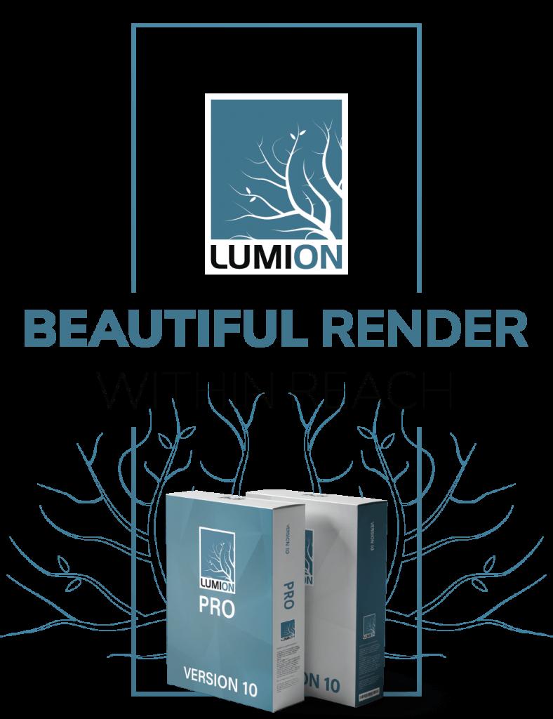 lumion box title frame LQ