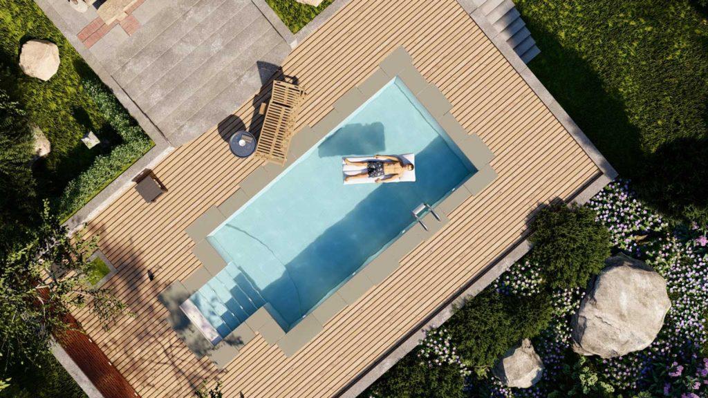 gorsellestirmeyi yeniden sevmeyi ogrenin Outdoor Pool